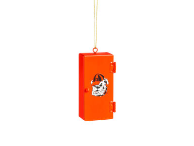 Georgia Bulldogs Sports Locker Ornament
