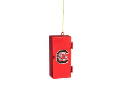 South Carolina Gamecocks Sports Locker Ornament