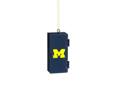 Michigan Wolverines Sports Locker Ornament