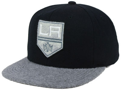 Los Angeles Kings NHL Fuzz 2Tone Fitted Cap