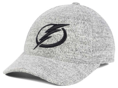 Tampa Bay Lightning NHL Gray Duster Flex Cap