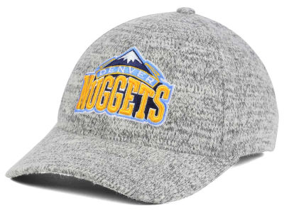Denver Nuggets NBA Gray Duster Flex Cap
