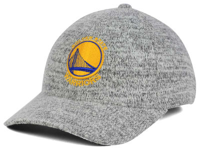 Golden State Warriors NBA Gray Duster Flex Cap