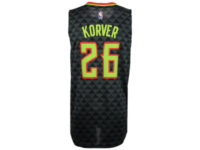 Atlanta Hawks Kyle Korver adidas NBA Men's New Swingman Jersey