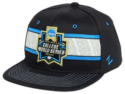 NCAA 2016 College World Series Youth Epic Snapback Cap