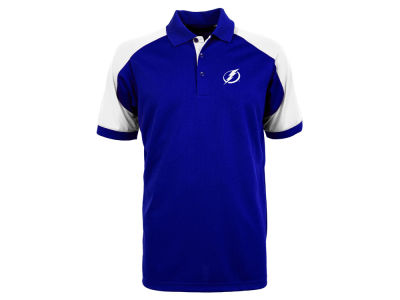 Tampa Bay Lightning Antigua NHL Men's Century Polo Shirt