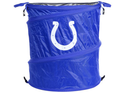 Indianapolis Colts Logo Brands Trashcan Cooler