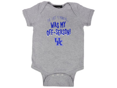 Kentucky Wildcats Outerstuff NCAA Newborn 9 Months Off Season Creeper