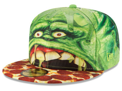 Slimer Ghostbusters Ghostbusters Character Face 59FIFTY Cap