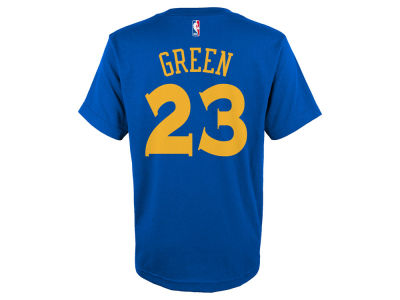 Golden State Warriors Draymond Green NBA Youth Name And Number T-Shirt