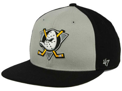 Anaheim Ducks NHL Sure Shot 2 Tone Snapback Cap