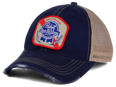 Pabst Brewing Company Relaxed Snapback Hat
