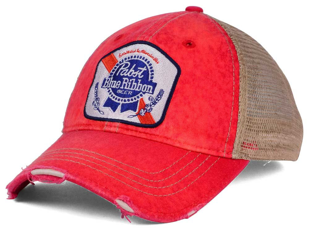 Pabst Brewing Company Relaxed Snapback Hat  dc159223140