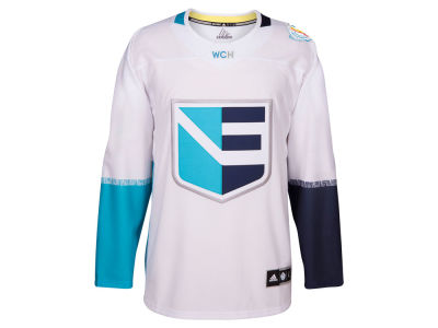 Europe Hockey adidas Men's World Cup Of Hockey Premier Jersey
