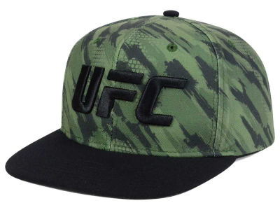 Reebok UFC Sublimated Flat Bill Snapback Hat