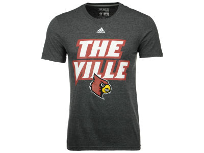 Louisville Cardinals adidas NCAA Men's Statement T-Shirt