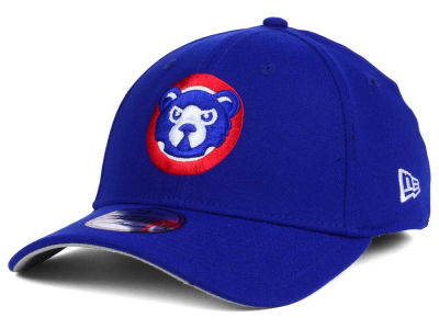 Chicago Cubs New Era MLB Coop 39THIRTY Cap