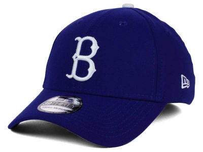 Brooklyn Dodgers New Era MLB Coop 39THIRTY Cap