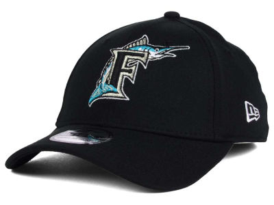 Florida Marlins New Era MLB Coop 39THIRTY Cap