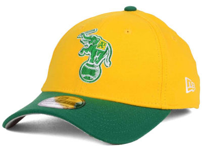 Oakland Athletics New Era MLB Coop 39THIRTY Cap