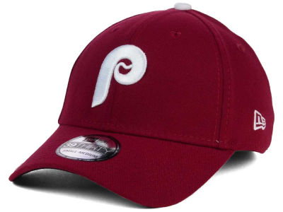 Philadelphia Phillies New Era MLB Coop 39THIRTY Cap