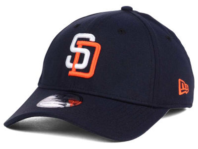 San Diego Padres New Era MLB Coop 39THIRTY Cap