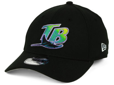 Tampa Bay Rays New Era MLB Coop 39THIRTY Cap