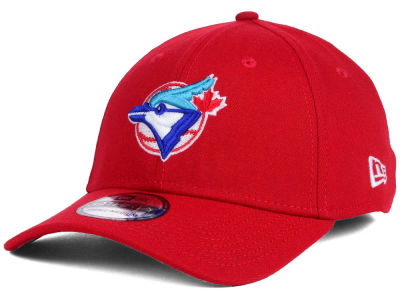 Toronto Blue Jays New Era MLB Coop 39THIRTY Cap