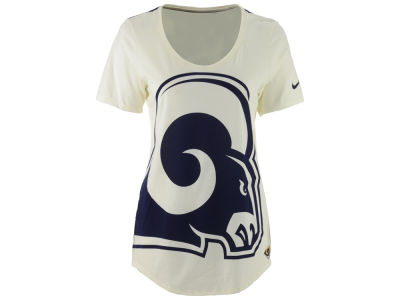 Los Angeles Rams Nike NFL Women's Nameplate Boyfriend T-Shirt