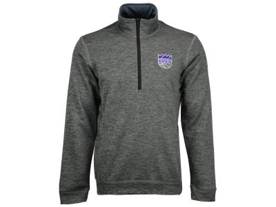 Sacramento Kings adidas NBA Men's Team Issue 1/4 Zip Pullover Shirt