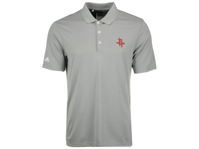 Houston Rockets adidas NBA Men's Performance Polo