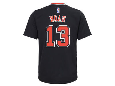 Chicago Bulls Joakim Noah NBA Youth Rev 30 Replica Jersey
