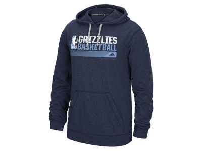Memphis Grizzlies adidas NBA Men's Icon Status Hoodie