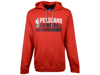 New Orleans Pelicans adidas NBA Men's Icon Status Hoodie