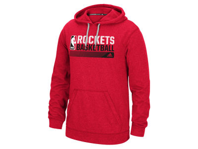Houston Rockets adidas NBA Men's Icon Status Hoodie