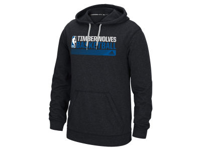 Minnesota Timberwolves adidas NBA Men's Icon Status Hoodie