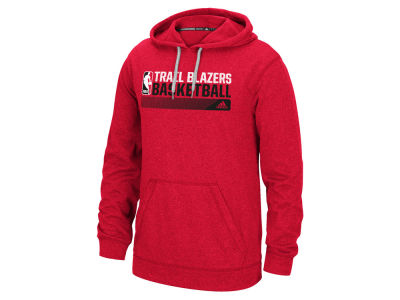 Portland Trail Blazers adidas NBA Men's Icon Status Hoodie