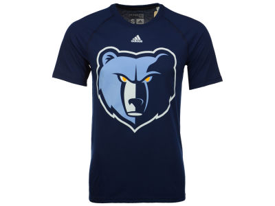 Memphis Grizzlies adidas NBA Men's Huge Preferred Climalite T-Shirt