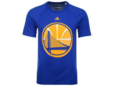 Golden State Warriors adidas NBA Men's Huge Preferred Climalite T-Shirt