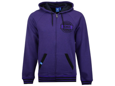 Sacramento Kings adidas Originals NBA Men's Originals Full Zip Hoodie