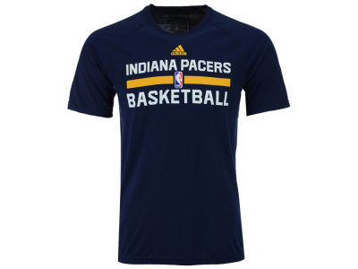 Indiana Pacers adidas NBA Men's On Court Graphic Climalite T-Shirt