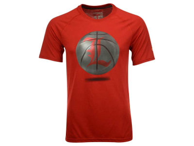 Louisville Cardinals adidas NCAA Men's Logoball T-Shirt