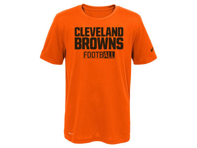 Cleveland Browns Nike NFL Youth All Football Legend T-Shirt