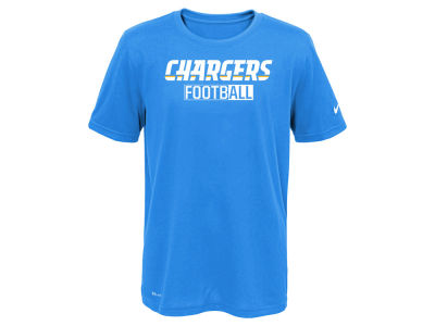Los Angeles Chargers Nike NFL Youth All Football Legend T-Shirt