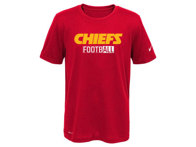 Kansas City Chiefs Nike NFL Youth All Football Legend T-Shirt