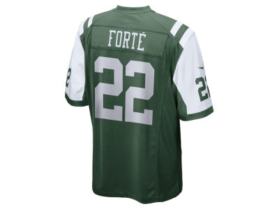 New York Jets Matt Forte Nike NFL Men's Game Jersey