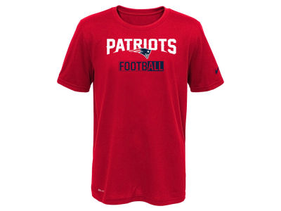 New England Patriots Nike NFL Youth All Football Legend T-Shirt