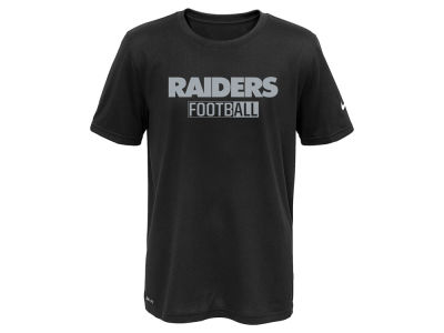 Oakland Raiders Nike NFL Youth All Football Legend T-Shirt