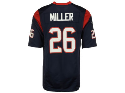 Houston Texans Lamar Miller Nike NFL Men's Game Jersey
