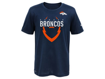 Denver Broncos Nike NFL Youth Icon T-Shirt